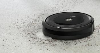 Saugeroboter Roomba vermisst die Wohnung; Rechte: iRobot
