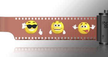Emojis gehen zum Film; Rechte: Pixabay