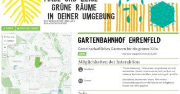 Urban Gardening; Rechte; Schieb