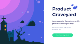 Productgraveyard: Eine Liste mit nicht mehr verfügbaren Diensten, Apps und Programmen; Rechte: WDR/productgraveyard.com