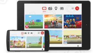 YouTube Kids: Spezielle App mit Inhalte für Kinder; Rechte: Google