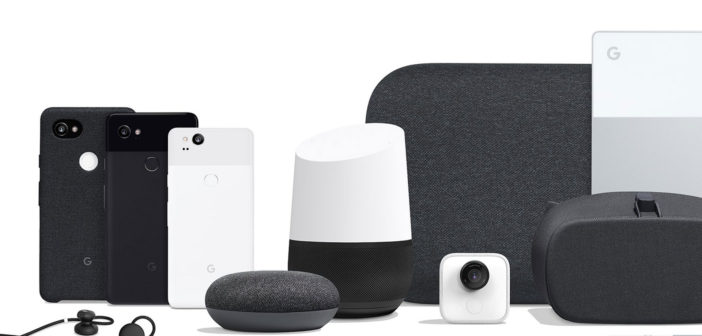 Google-Produktpalette