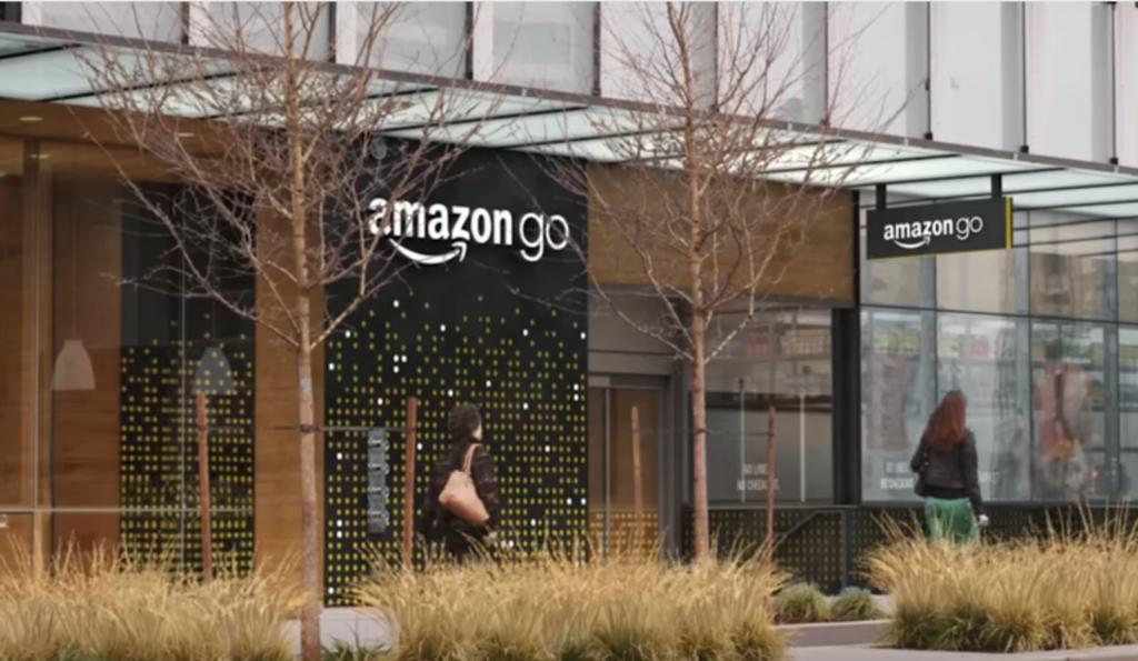 Amazon Go: Einkaufen ohne Kasse; Rechte: Amazon