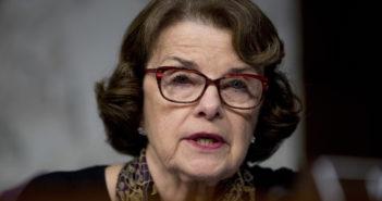 Senatorin Dianne Feinstein knöpft sich die Unternehmen aus dem Silicon Valley vor