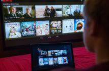Streaming von Filmen und Serien auf Fernseher und Tablet; Rechte: dpa/Picture Alliance