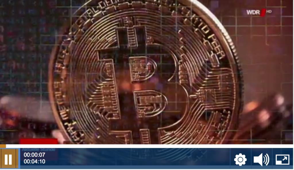 Bitcoin und Kryptowährungen; Rechte:WDR