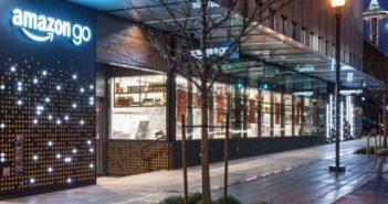Amazon Go Shop in Seattle; Rechte: Amazon