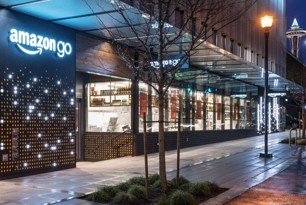 Amazon Go Shop in Seattle; Rechte: Amazon