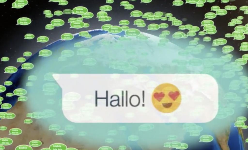 """Im Video aus der """"Angeklickt""""-Sendung sehr Ihr, wie WhatsApp: mit unseren Daten umgeht; Rechte: WDR"""