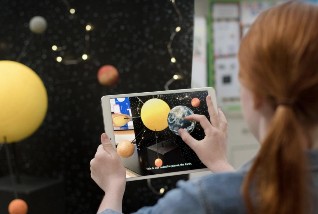 Apple will iPad verstärkt in Bildungseinrichtungen verkaufen; Rechte: Apple