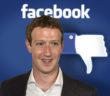 Mark Zuckerberg räumt Fehler ein; Rechte. dpa/Picture Alliance