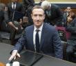 Mark Zuckerberg sagt vor dem US-Kongress aus