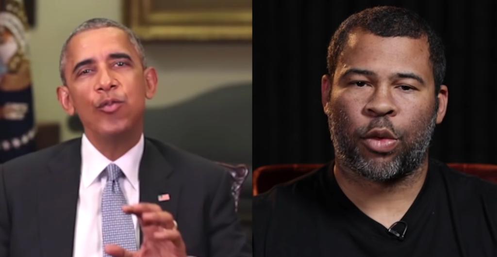 Hier spricht nicht der richtige Barack Obama - es sieht nur so aus