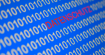 Datenschutz soll danke DSGVO gestärkt werden; Rechte: dpa/Picture Alliance