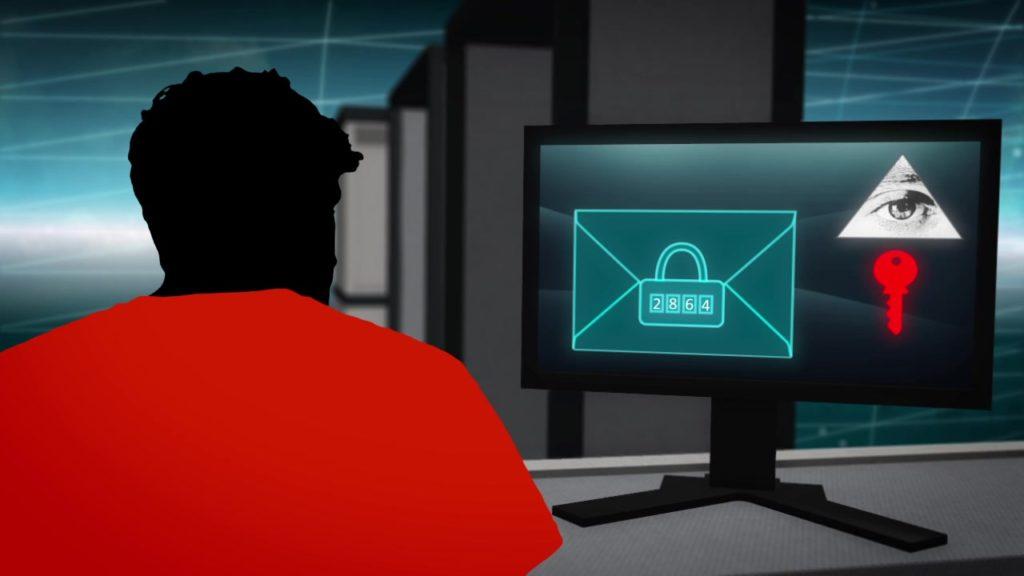 Verschlüsselung von E-Mails ist nicht besonders populär; Rechte: WDR/Schieb