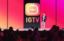 Kevin Systrom stellt IGTV vor
