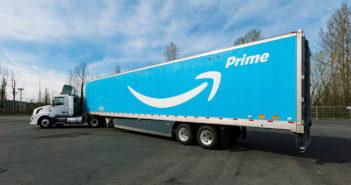 Amazon LKW: Waren geliefert, aber mit fehlerhafter Rechnung Rechte: Amazon