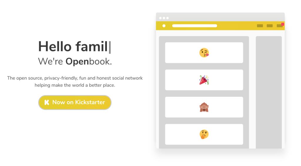 OpenBook: Alternative zu Facebook startet; Rechte: openbook.org