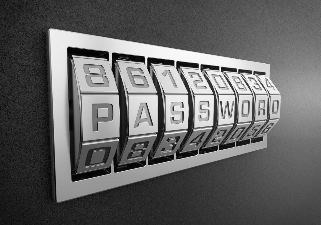 Passwötter sollten mit größter Vorsicht verwahrt und benutzt werden; Rechte: Pixabay