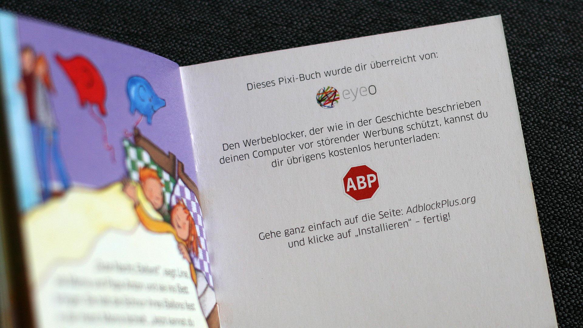 Pixi-Buch