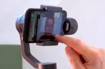 Mit einem Gimbal lassen sich Fotos und Videos wackelfrei aufnehmen; Rechte: WDR/Schieb