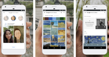 Das Art-Selfie: User finden Kunstwerke, die einem ähnlich sehen; Rechte: Google