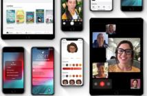 Apples iOS12 hat viele neue Funktionen zu bieten; Rechte: Apple