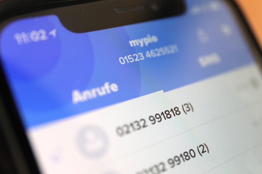 Mypio: Eine zweite Rufnummer für jedes Handy; Rechte: WDR/Schieb