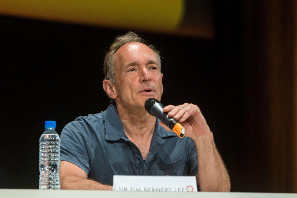 WWW-Erfinder Tim Berners Lee will das Netz umstrukturieren; Rechte: dpa/Picture Alliance
