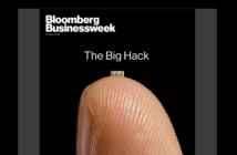 So winzig sind die Spionage-Chips; Rechte: Bloomberg