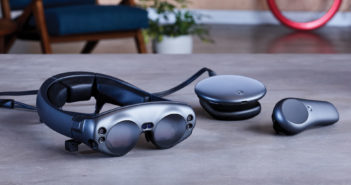 AR Brille; Rechte: Magic Leap