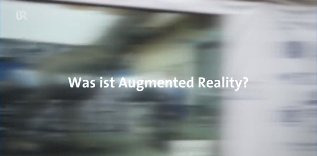 Was ist Augmented Reality?; Rechte: BR