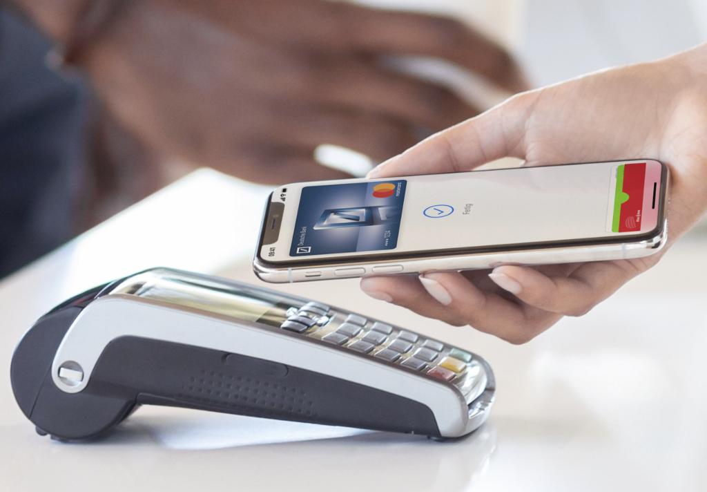Bezahlen mit dem Smartphone: Apple Pay in Deutschland gestartet; Rechte: Apple
