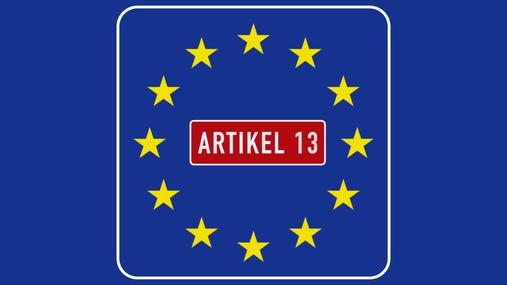 Zankapfel Artikel 13: Eine europaweite Diskussion nötig; Rechte: WDR/Schieb