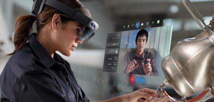Hololens 2; Rechte: Microsoft