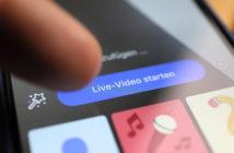 Jeder kann Live-Videos starten; Rechte: WDR/Schieb
