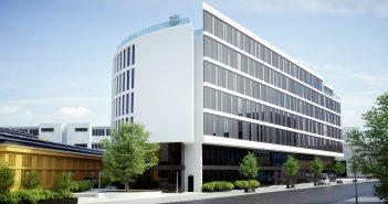 So soll das Gebäude aussehen, Quelle: The Ship