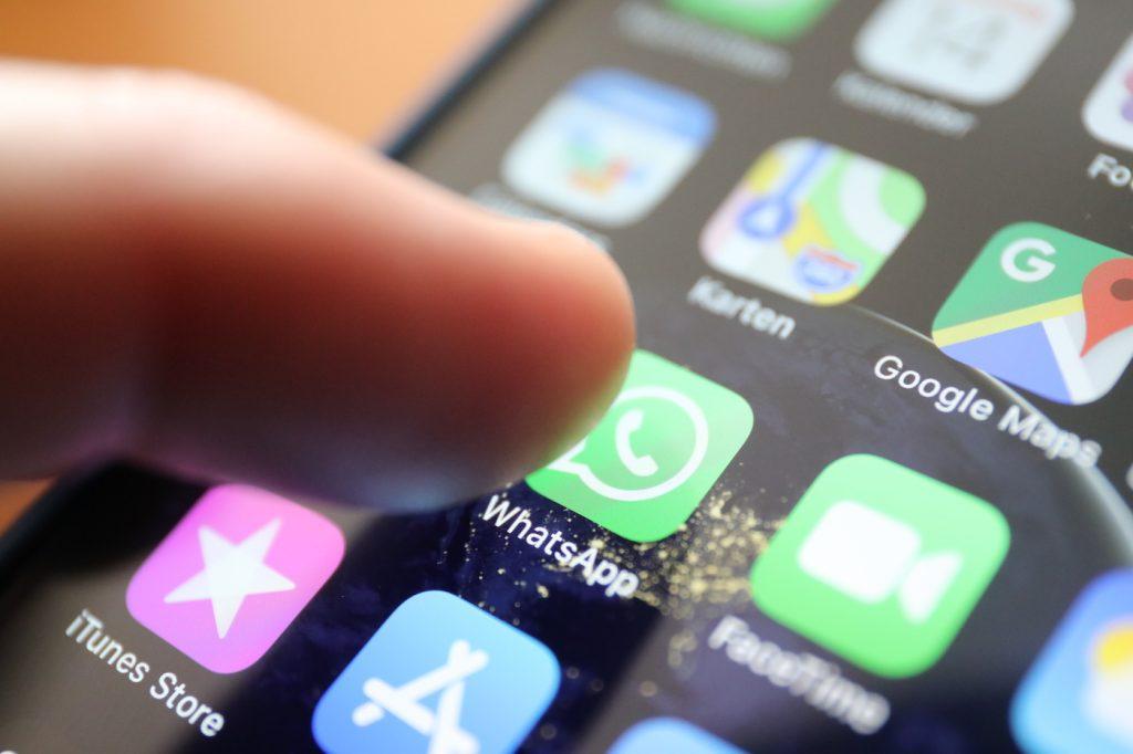 WhatsApp hat ein Sicherheitsproblem; Rechte: WDR/Schieb