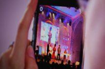 Bühne Grimme Online Award; Rechte: WDR/Schieb