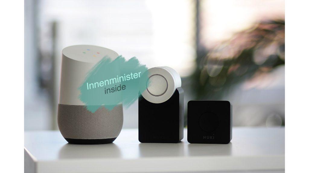 Innenminister inside: Smarthome-Geräte sollen Daten herausgeben; Rechte: WDR/Schieb