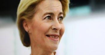Ursula von der Leyen; Rechte: dpa/WDR/Schieb