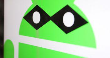Android Logo als Bandit: Rechte: WDR/Schieb