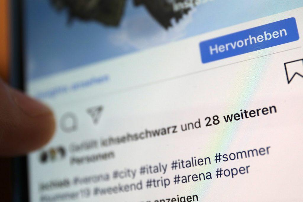 Instagram Likes: Sollen nicht mehr überall auftauchen; Rechte: WDR/Schieb