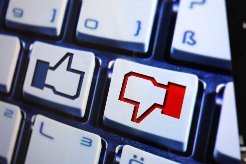 """Wer den """"Like""""-Button von Facebook zeigt, übernimmt auch Verantwortung; Rechte: WDR/Schieb"""