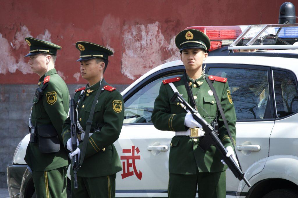 Polizei kontrolliert streng und überwacht Touristen; Rechte: Pixabay