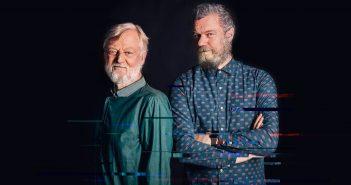 Dennis Horn und Jörg Schieb - künstlich gealtert; Rechte. WDR/Schieb