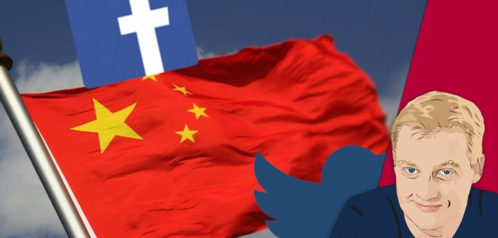 China nutzt Facebook und Twitter für Propaganda; Rechte: WDR/Schieb