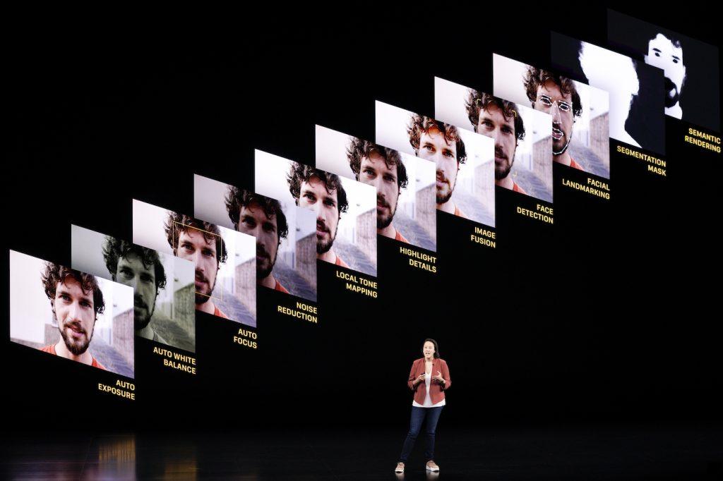 KI soll im neuen iPhone XI aus neun Aufnahmen eine machen - und die ist dann brillant; Rechte: dpa/Picture Alliance