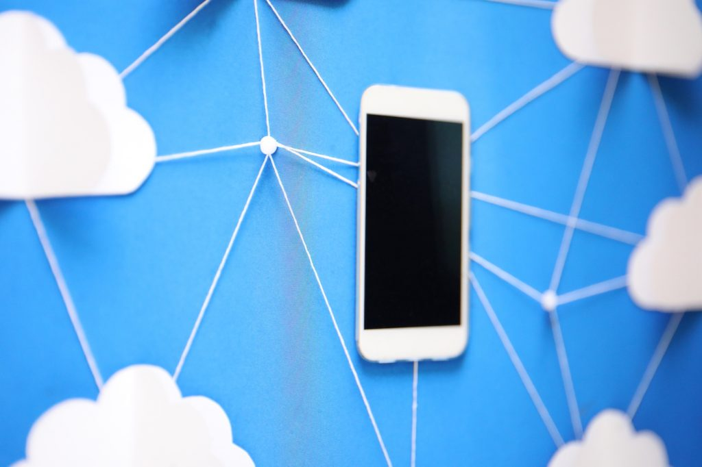 Fast alles landert unbemerkt in der Cloud; Rechte: WDR/Schieb