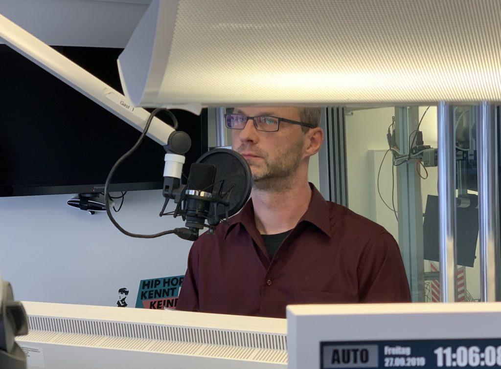 Klaus Rodewig warnt vor den wachsenden Herausforderungen; Rechte: WDR/Schieb